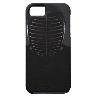 Portrait of a Kendo Fencer 5 iPhone 5 Cover
