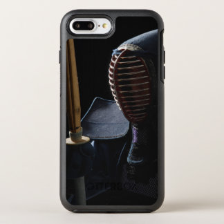 Portrait of a Kendo Fencer 6 OtterBox Symmetry iPhone 8 Plus/7 Plus Case