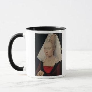 Portrait of a Lady, c.1450-60 Mug