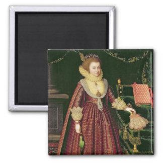 Portrait of a Lady, Possibly Elizabeth, Countess o Magnet