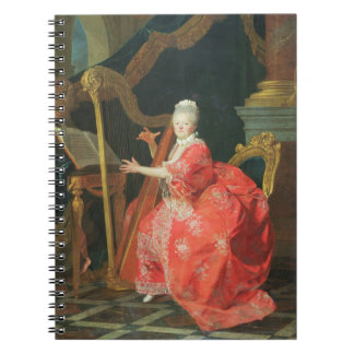 Portrait of a Lady, said to be Madame Adelaide, da Notebook