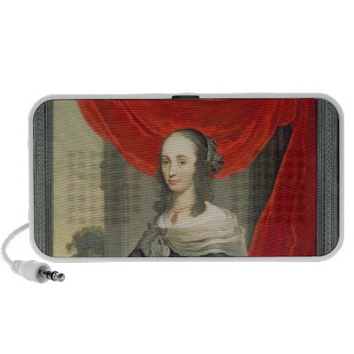 Portrait of a Lady Travelling Speakers