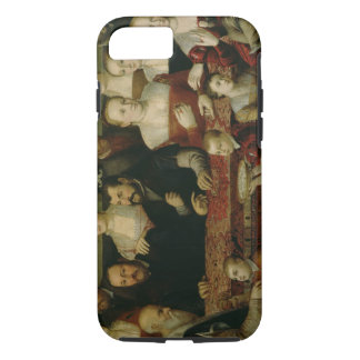 Portrait of a Large Family iPhone 7 Case