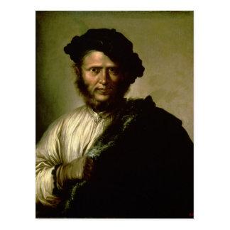 Portrait of a Man, 1640 Postcard