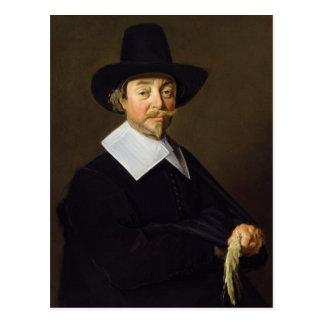 Portrait of a man, c.1643-45 postcard