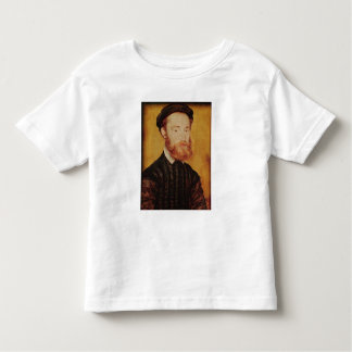 Portrait of a Man with Blonde Hair Toddler T-shirt