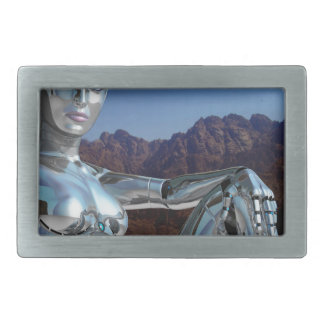 Portrait of a Memory Belt Buckles