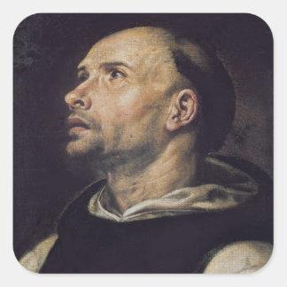 Portrait of a Monk Sticker
