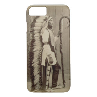 Portrait of a Native American from 'Buffalo Bill's iPhone 8/7 Case