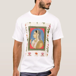 Portrait of a noble lady, from the Small Clive Alb T-Shirt