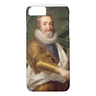 Portrait of a Nobleman in Armour iPhone 7 Case