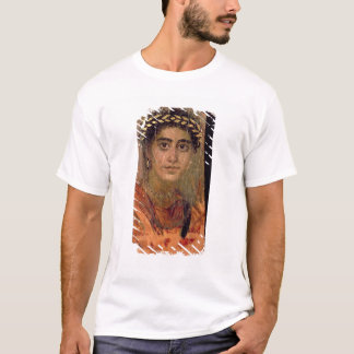 Portrait of a Woman, from Fayum, Romano-Egyptian, T-Shirt