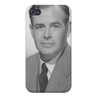 Portrait of a Young Man iPhone 4 Case