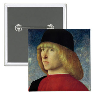 Portrait of a Young Senator 1485-90 Buttons