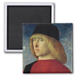 Portrait of a Young Senator, 1485-90 Refrigerator Magnet