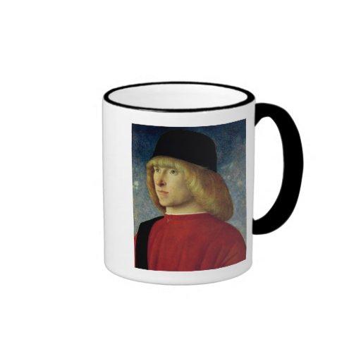 Portrait of a Young Senator, 1485-90 Mugs