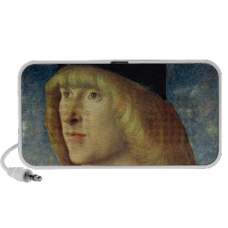 Portrait of a Young Senator, 1485-90 Travel Speakers