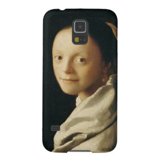 Portrait of a Young Woman, c.1663-65 Galaxy S5 Cases