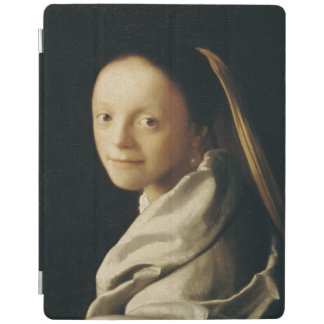 Portrait of a Young Woman, c.1663-65 iPad Cover