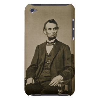 Portrait of Abraham Lincoln (1809-65) (b/w photo) Barely There iPod Cover