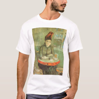Portrait of Agostina Segatori by Vincent van Gogh T-Shirt