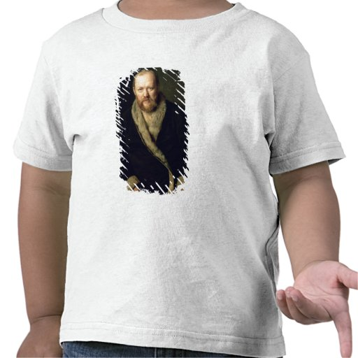 Portrait of Aleksandr Ostrovsky  1871 T-shirt