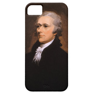 Portrait of Alexander Hamilton by John Trumbull iPhone 5 Covers