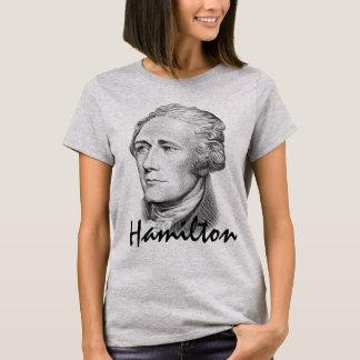 Portrait of Alexander Hamilton T-Shirt