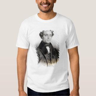 Portrait of Alexandre Dumas Fils Tees