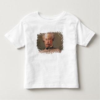 Portrait of Alexandre Dumas fils Toddler T-shirt