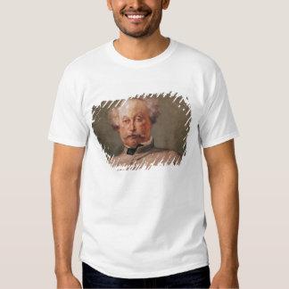 Portrait of Alexandre Dumas fils Tshirts