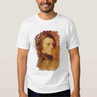 Portrait of Alfred Lord Tennyson Tee Shirts