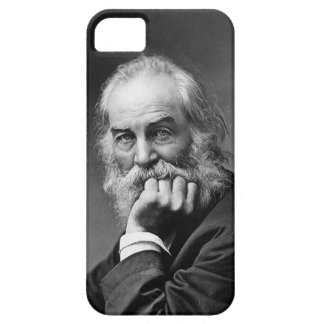 Portrait of American Poet Walt Whitman Case For The iPhone 5