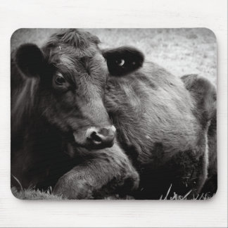 Portrait of an Angus Mouse Pad