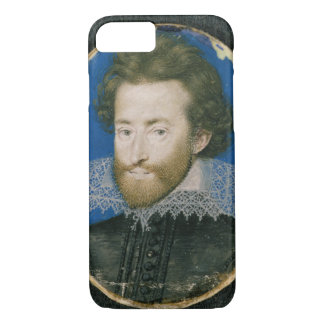 Portrait of an Unknown Man iPhone 7 Case