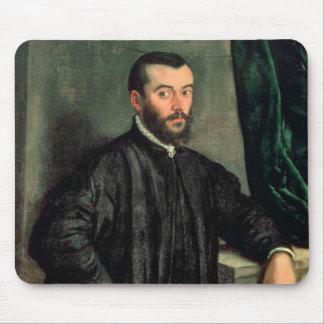 Portrait of Andrea Vesalius Mouse Pad