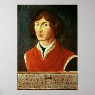 Portrait of Andreus Nikolaus Copernicus  1575 Poster
