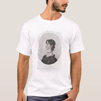 Portrait of Anne Bronte (1820-49) from a drawing i T-Shirt