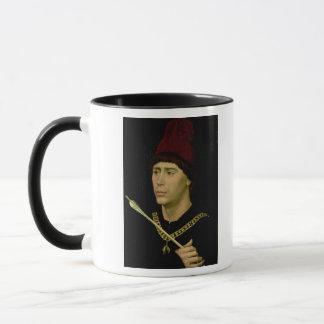 Portrait of Antoine  bastard of Burgundy Mug