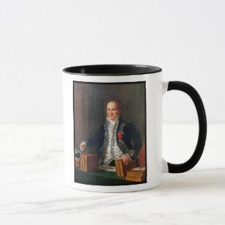 Portrait of Antoine Francois de Fourcroy Mug