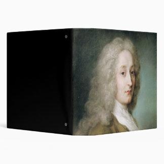 Portrait of Antoine Watteau Binder