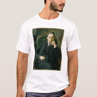 Portrait of Anton Pavlovich Chekhov, 1898 T-Shirt