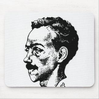 Portrait of Arthur Rimbaud Mousepads
