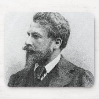 Portrait of Arthur Schnitzler Mouse Pad