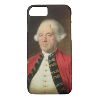 Portrait of Augustin Prevost (1723-86) in Uniform iPhone 7 Case