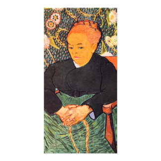 Portrait of Augustine Roulin by Vincent van Gogh Photo Greeting Card