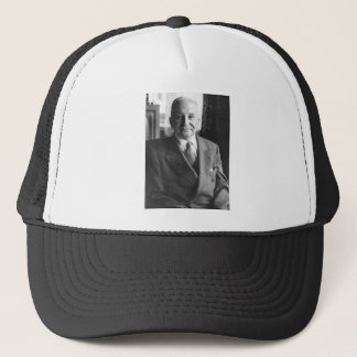Portrait of Austrian Economist Ludwig Von Mises Trucker Hat
