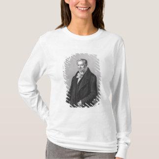 Portrait of Baron Alexander von Humboldt T-Shirt