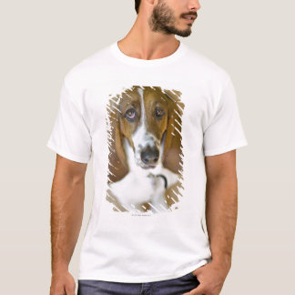 Portrait of Bassett, Washington T-Shirt
