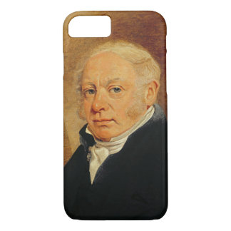 Portrait of Ben Marshall (1767-1835) (oil on canva iPhone 7 Case